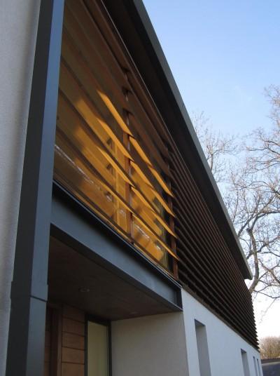 Llambetta House Hall Bednarczyk Architects